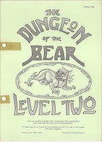 Dungeon of the Bear Lvl 2