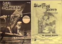 Sea of Mystery and Blue Frog Tavern