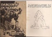 Dargon's Dungeon and Weirdworld